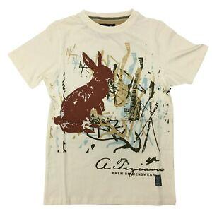 Tiziano Black Cameron V-Neck T-Shirt A