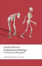 Oxford World's Classics: Evolutionary Writings : Including the...