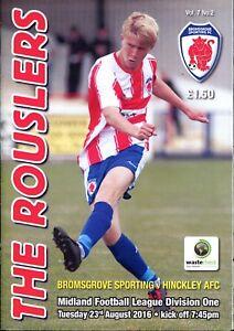 B19-Bromsgrove-Sporting-v-Hinckley-23-08-16-Midland-League-Division-1
