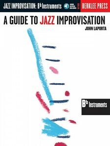 A Guide To Jazz Improvisation B Flat Edition Berklee Book And Audio 050449441-afficher Le Titre D'origine