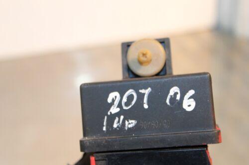 2006 PEUGEOT 207 FUEL PUMP RELAY 240107