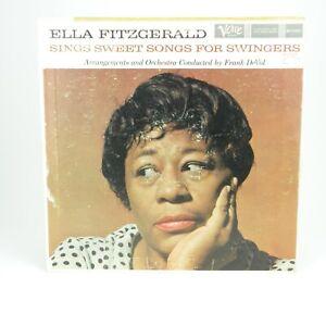 Ella-Fitzgerald-Sings-Sweet-Songs-For-Swingers-1959-LP-MGV-4032-Jazz-G