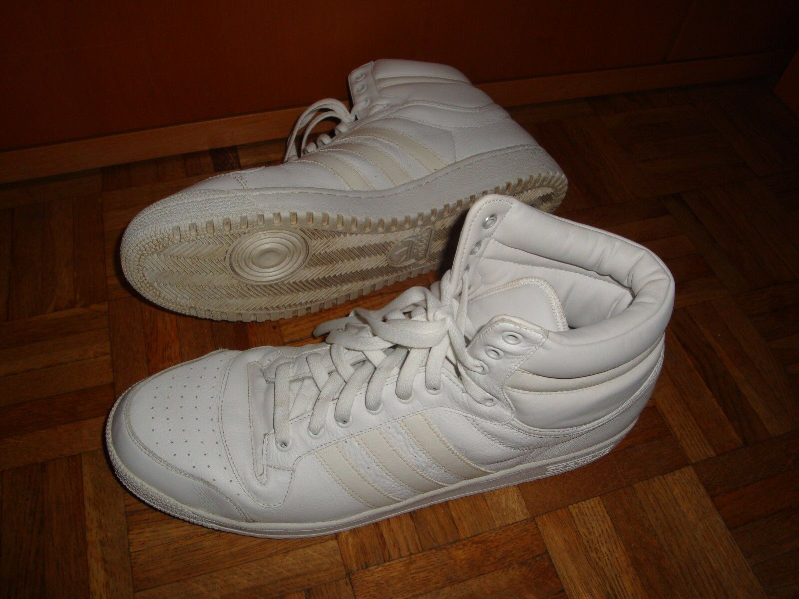 Adidas Top Ten High taille / Hi Used -  Zapatillas  taille High 52 2/3 Occasion - US 17 / f41800