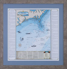NOAA Chart Cape Henlopen to Indian River Inlet 12216 Breakwater Harbor 29th Ed
