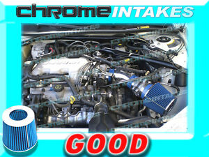 New 00 01 02 03 04 05 Chevy Impala Monte Carlo 3 4 3 4l V6 Air Intake Kit S K N Lawrensongroup Co Nz