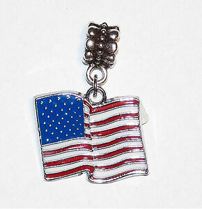 Pendant-Necklace-USA-Flag-Amy-Flag-Stars-and-Stripes-Pendant-America
