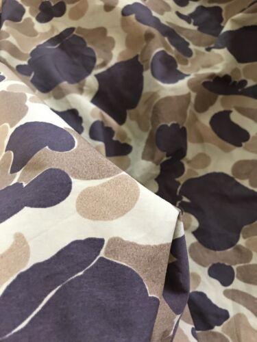 Ripper Pad Set Oldschool Bmx REPOP Kuwahara Duck Camouflage Vintage Fabric P.K
