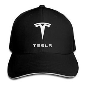 Image is loading Simple-Tesla-Motors-Sandwich-Flex-Fit-Hat-Baseball- 2411006e598