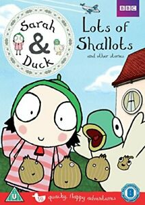 Sarah-and-Duck-Lots-of-Shallots-and-Other-Stories-DVD-Region-2