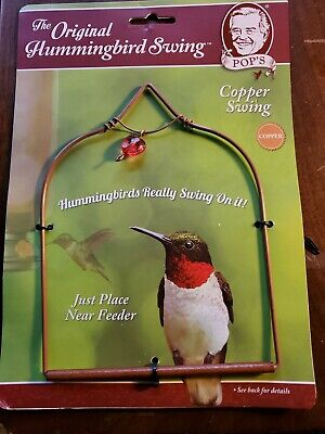 SEHHHUMS OPPER Hummingbird Swing Model