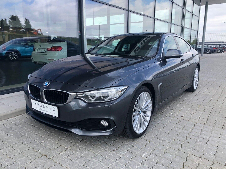 BMW 420d 2,0 Gran Coupé aut. 5d - 299.000 kr.