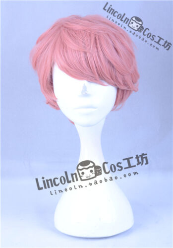 Happy Elements Ensemble Stars Valkyrie Itsuki Shu Anime Costume Cosplay Wig Cap
