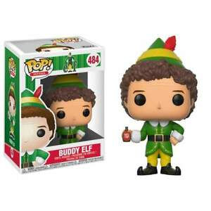 4b8f9be8bef Funko Pop Buddy Elf Chase Figure 484 Will Ferrell Movies Christmas for sale  online