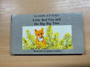 1968-1ST-Edition-Alison-Uttley-034-Little-Rouge-Fox-amp-The-Big-Tree-034-Livre