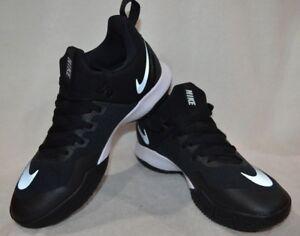 239dfb17e33b Nike Zoom Shift TB Black White Men s Basketball Shoes-Sizes 10.5 11 ...