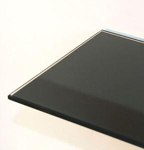 Glasboden-Glasscheibe-Glasplatte-schwarz-10-Groessen-10mm-stark-fuer-Glasregal