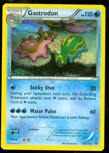 5x Gastrodon 29//114 Rare NM Pokemon XY Steam Siege