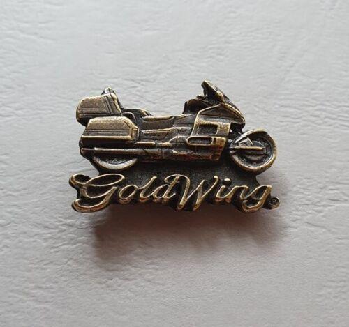 gold Honda Goldwing Pin zum anschr