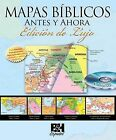 Mapas Biblicos Antes y Ahora: Edicion de Lujo by B&h Espanol Editorial (Mixed media product, 2012)