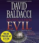 Deliver Us from Evil by David Baldacci (CD-Audio)