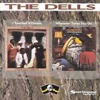 I Touched a Dream/Whatever Turns You On by The Dells (CD, Mar-1998, SouthBound (UK))
