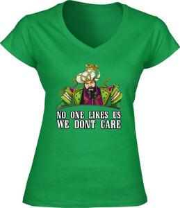 V-NECK Ladies Philadelphia Eagles Jason Kelce U0026quot;No One Likes Usu0026quot; T-shirt | EBay