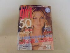 ELLE girl: The Beautiful Drew Barrymore September 2004