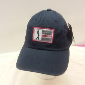 OLYMPIA FIELDS COUNTRY CLUB GOLF HAT CAP- NAVY AMERICAN NEEDLE  a47c9a7a214