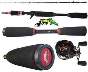 kit-canna-bait-casting-2-10m-mulinello-rotante-pesca-black-bass-spigola-luccio