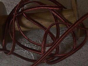 (3) PASSEMENTERIE SOUTACHE BLANC CHATAIGNE vendu par multiple de 4 mètres wPPckNFe-09172318-214730957