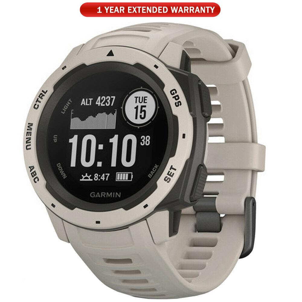 Garmin Outdoor Watch with GPS & Heart Rate Monitoring Tundra + 1 Year Warranty