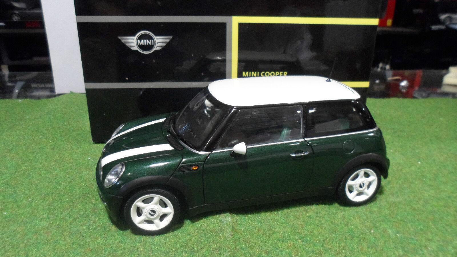Ahorre 35% - 70% de descuento MINI MINI MINI COOPER BMW verde Conduite à droite 1 18 KYOSHO 80430029833 voiture miniature  calidad fantástica