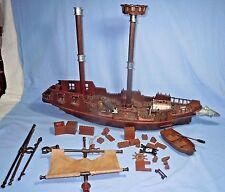 Mega Bloks Pyrates Pirates Captain Cutlass Stormstalker Ship Parts Cannon Dingy