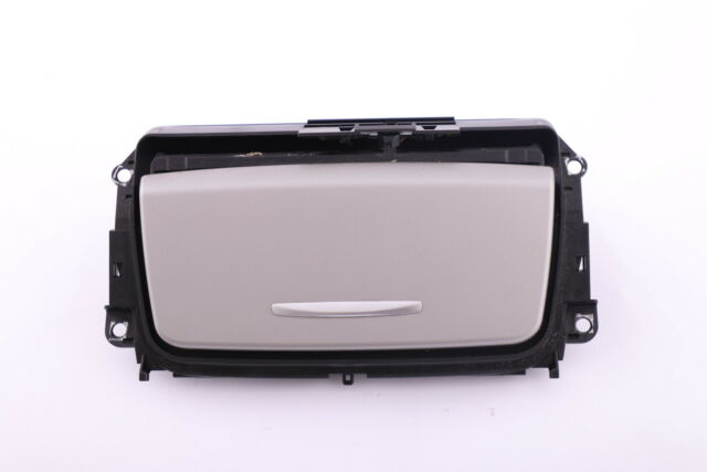 BMW 1 Series 5 E87 Ashtray Trim Tray Decor Silver Titan Front 7078571 7129142
