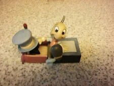 WDCC WALT DISNEY JIMINY CRICKET LET YOUR CONSCIENCE BE YOUR GUIDE LTD EDITION