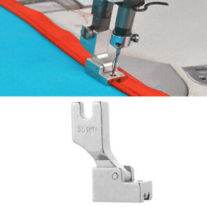 Snap Parts Invisible Zipper Lock Stitch Sewing Machine S518NS Presser Foot