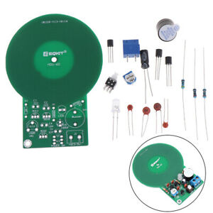 DC-3V-5V-60mm-Metal-Detector-Kit-Electronic-Kit-Non-contact-Sensor-DIY-Kit