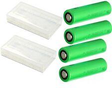 4x VTC5 HighDrain SONY 18650 Li-Mn 2600mAh Rechargeable 3.7V 30A Batteries