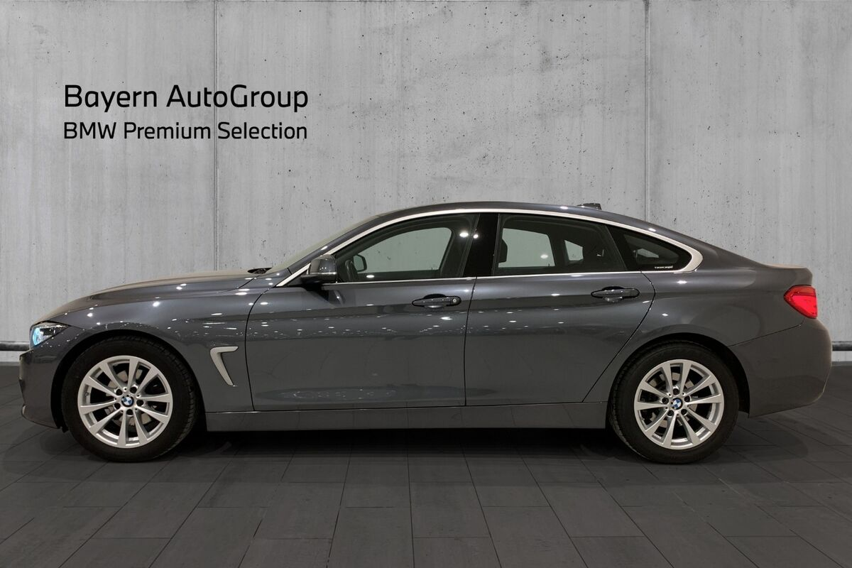 BMW 420i Gran Coupé Executive aut.