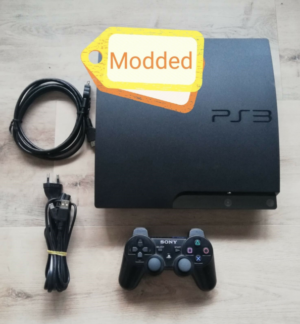 Playstation 3, Modded Emulator PS3, Få alle de gamle spil…