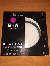 B+W 86mm Clear MRC 007M F-PRO Filter 1005755