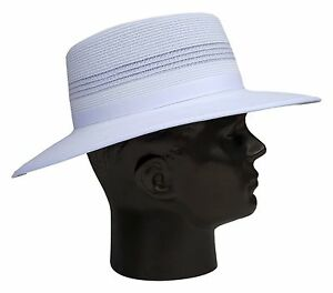 2e318b63675158 Image is loading REO-Headwear-Mens-Camelia-Sports-Woven-White-Summer-