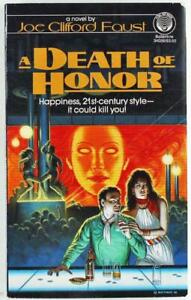 A-Death-of-Honor-by-Joe-C-Faust-1987-Del-Rey-Science-Fiction-Paperback