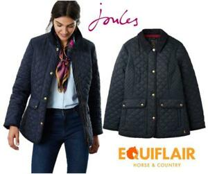 Joules-Womens-Newdale-Quilted-Fitted-Jacket-AW19