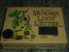 Munchkin Loot Letter Boxed Edition Board Game by Alderac Entertainment AEG 5111