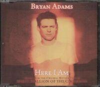 CD Single - Bryan Adams - Here I Am