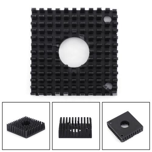 MK7 MK8 Heat Sink 40mm*40mm*11mm For 3D Printer MakerBot Extruder Black US