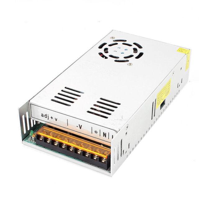 AC 110V-220V To DC 12V/24V/5V 2A/5A/10A/20A/30A/50A Switch Power Supply Adapter