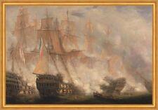 The Battle of Trafalgar John Christian Schetky Segelschiffe Schlacht B A1 02604