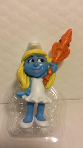 Mcdonalds Smurfs 2  # 2 Smurfette/'s Wand Happy Meal 2013  DISNEY UNISEX BOYS